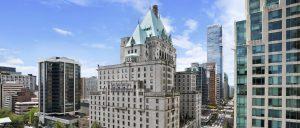 Visual ofFairmont Hotel VancouverFlyer