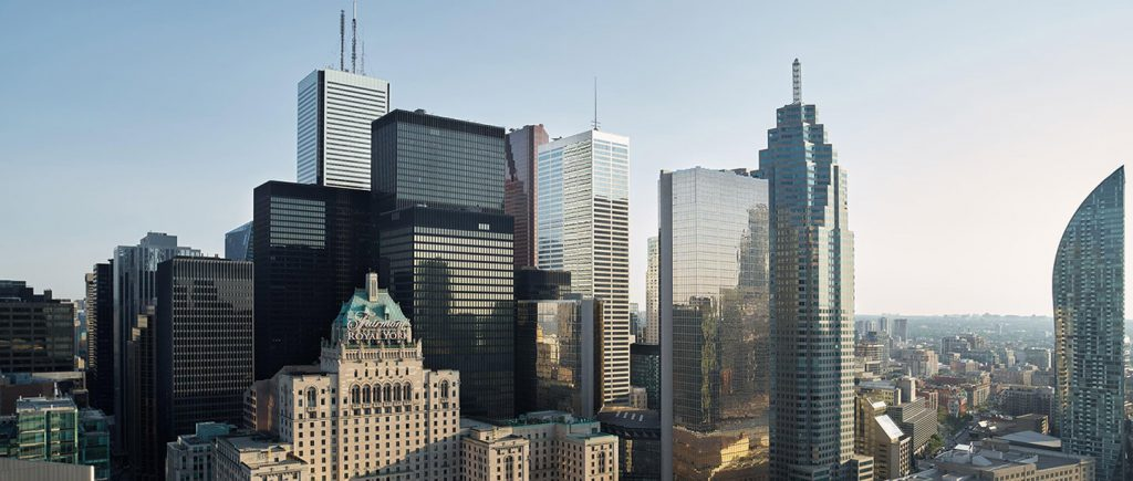 Now's the time to act at Fairmont Royal York