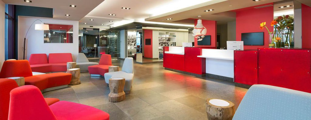 Welcome to Novotel Montreal Centre