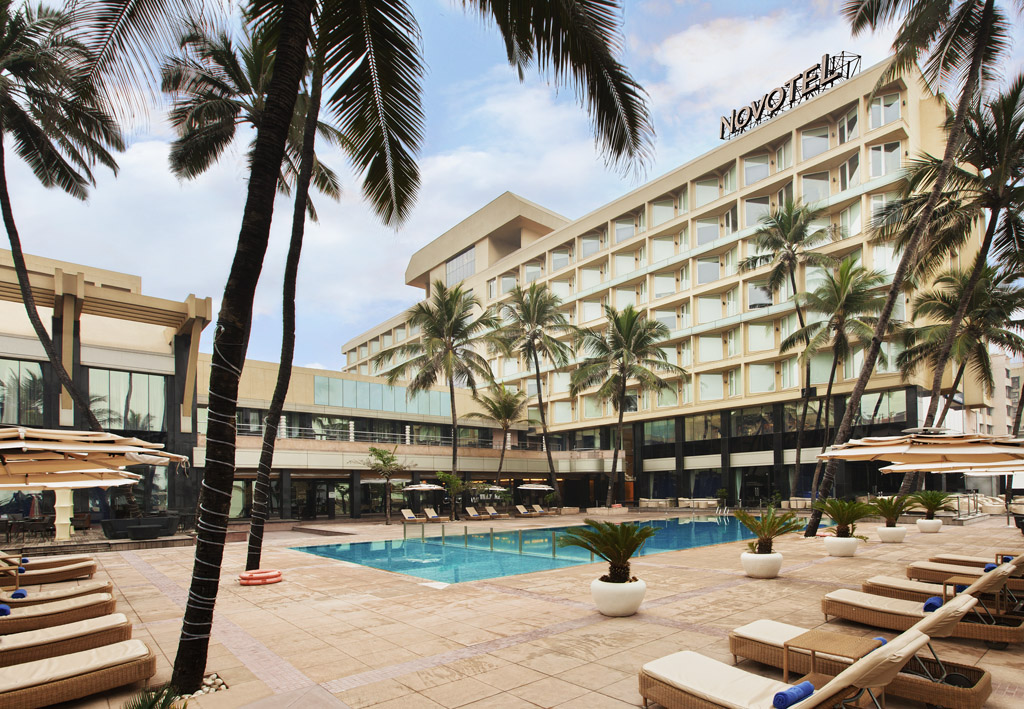 Novotel Mumbai Juhu Beach – the heart of Bollywood