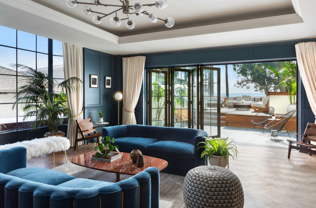 Staying at the Fairmont Miramar – Hotel & Bungalows is now even easier, with personal spaces and COVID-safe accommodation for production and film crews.