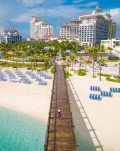 Visual ofSLS Baha Mar – BahamasFlyer