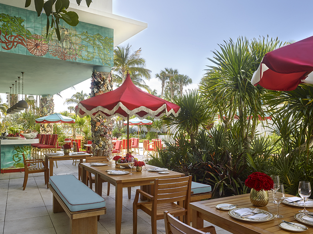 Faena Group and Accor embark on a global venture to expand the Faena Brand Worldwide.  PLUS 4x ALL Loyalty points to all members at Faena Hotel Miami Beach