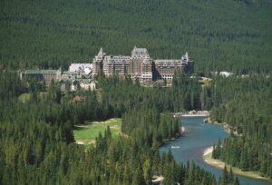Visual ofFairmont Banff SpringsFlyer