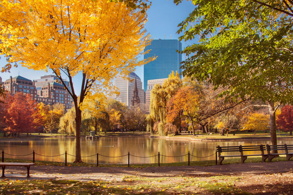 Fairmont Copley Plaza – Boston