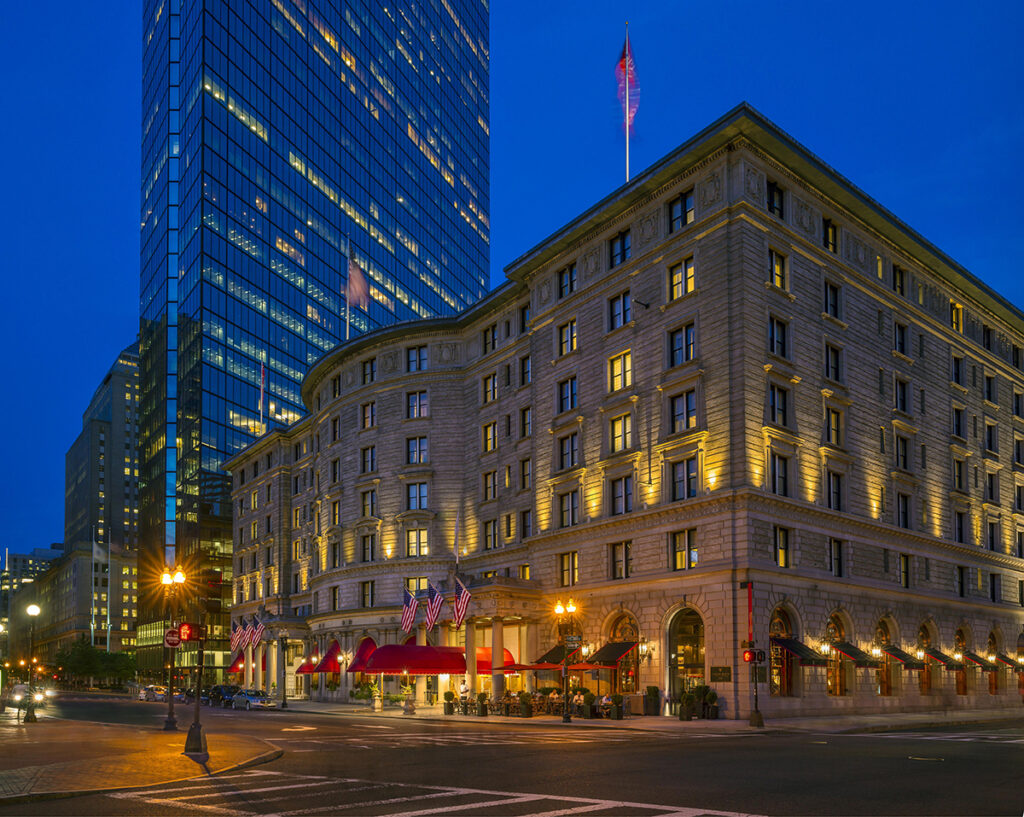 Fairmont Copley Plaza – Don't Look Up