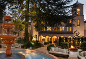 Visual ofSonoma Mission Inn buyoutFlyer
