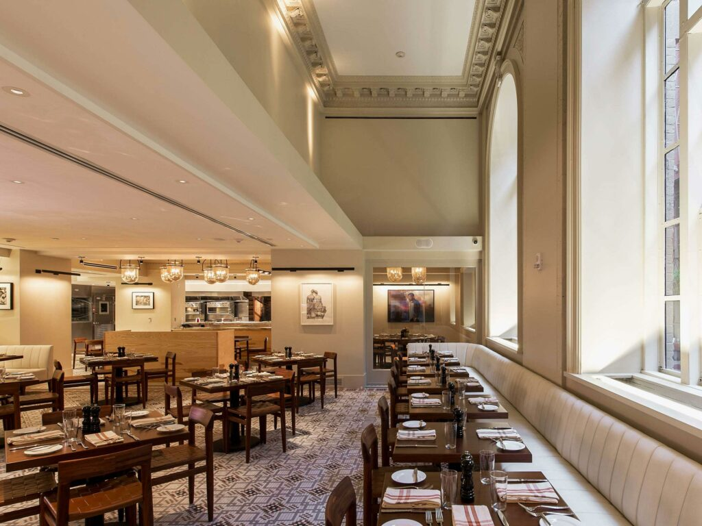 Metropole's new Executive Chef lauded for menu revamp